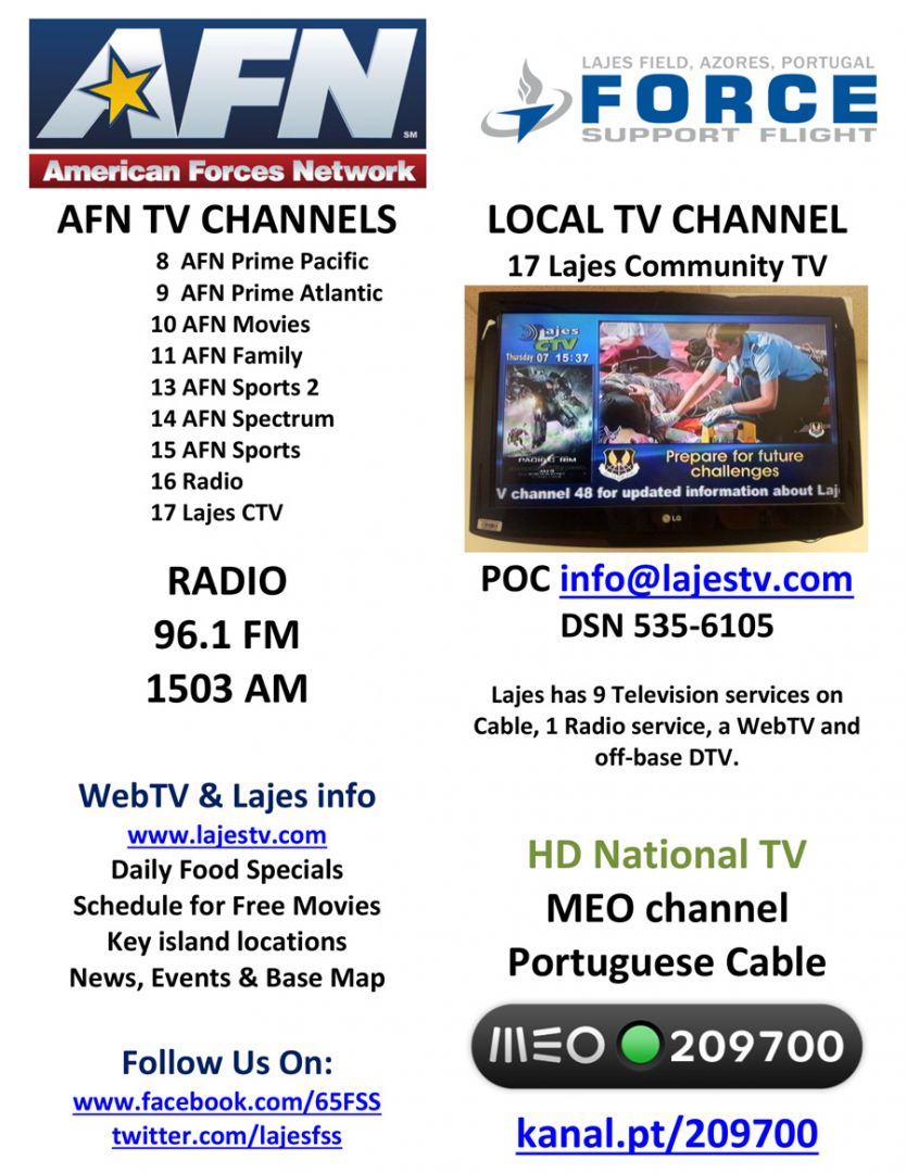Media and TV Services
