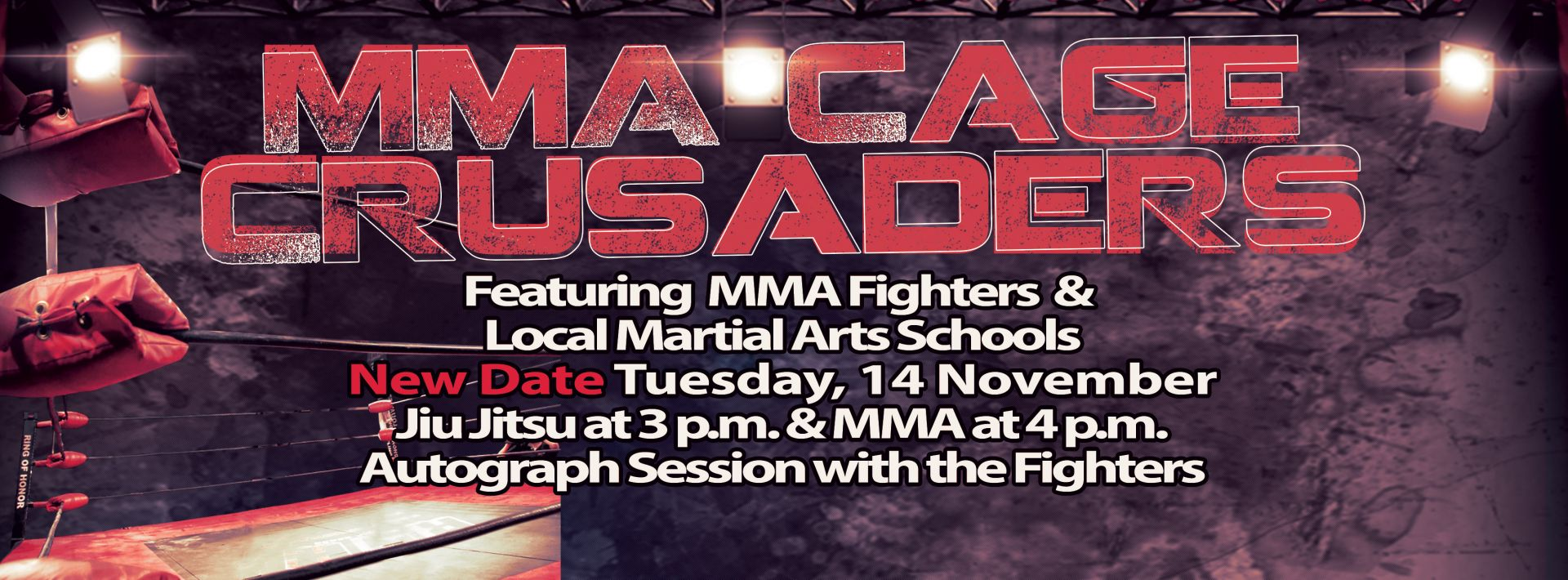 MMA Cage Crusaders