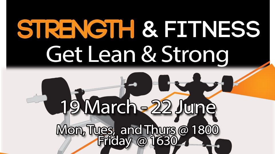 Strength & Fitness Lifting Class