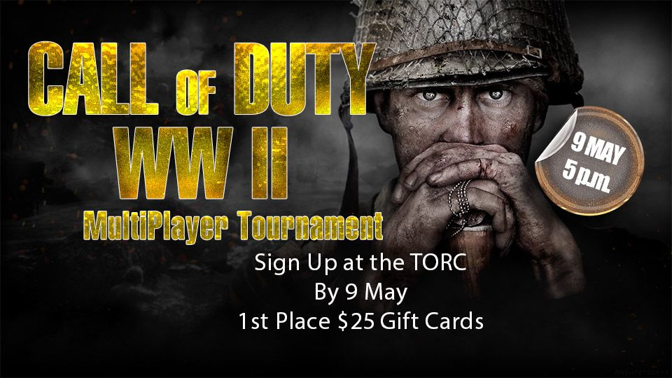 Call of Duty WWII Multiplayer Tournament