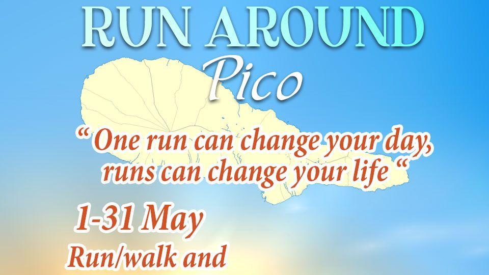 Running Around Pico May 18