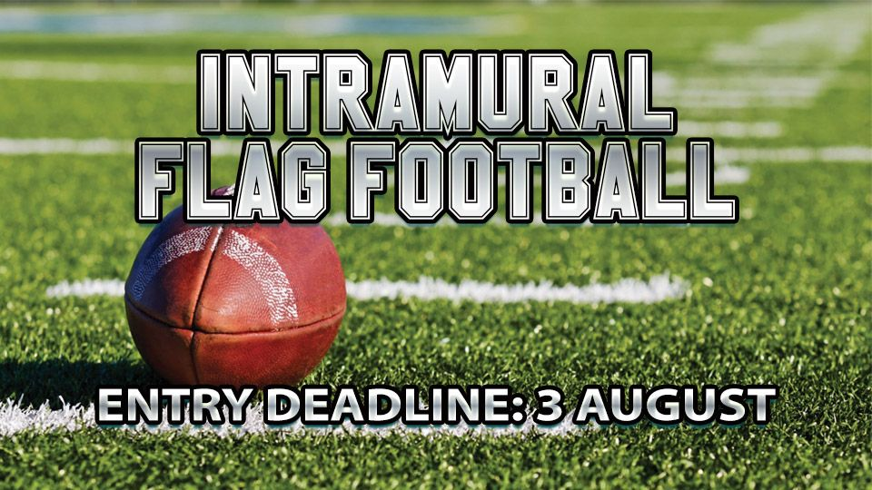 Intramural Flag Football
