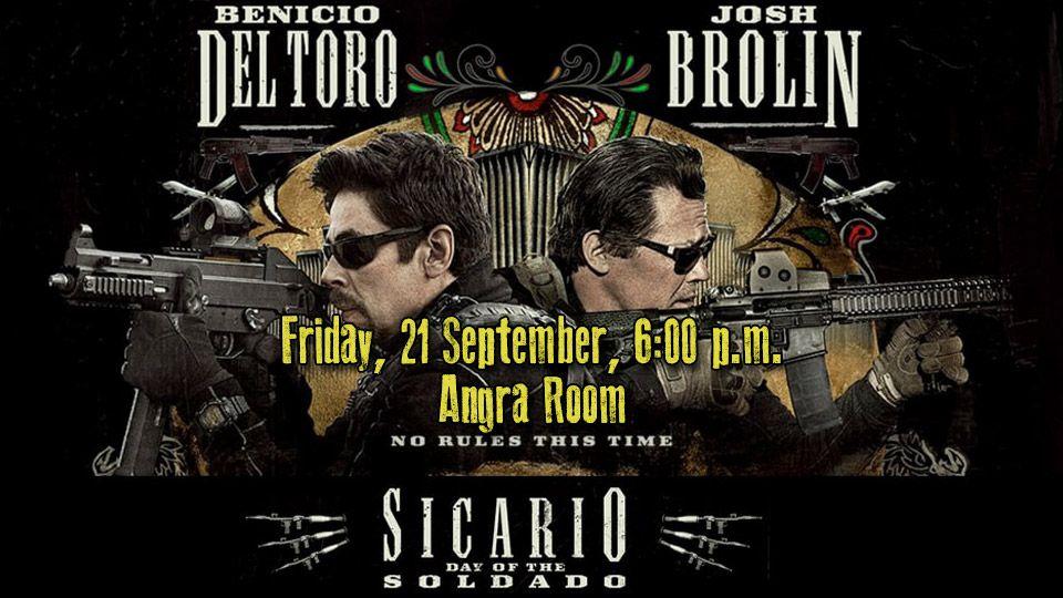 Movie Sicario: Day of the Soldado