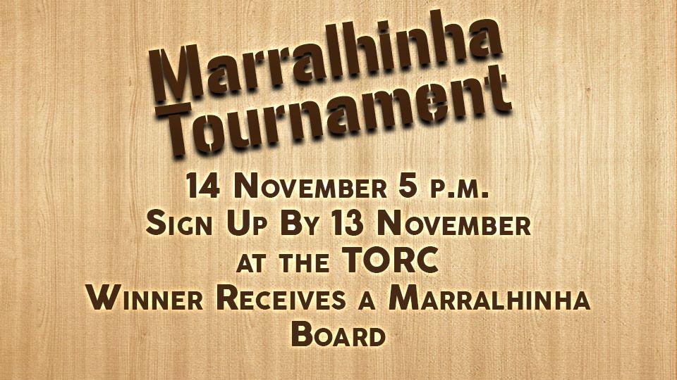 Marralhinha Tournament