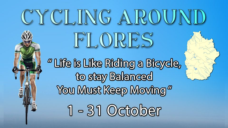 CYCLING AROUND FLORES