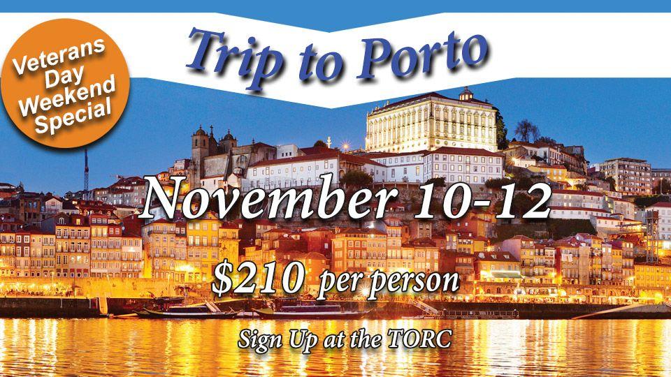 R4R Trip to Porto