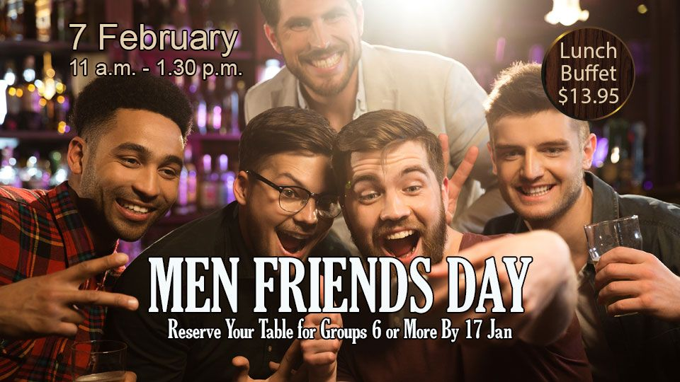 Men Friends Day
