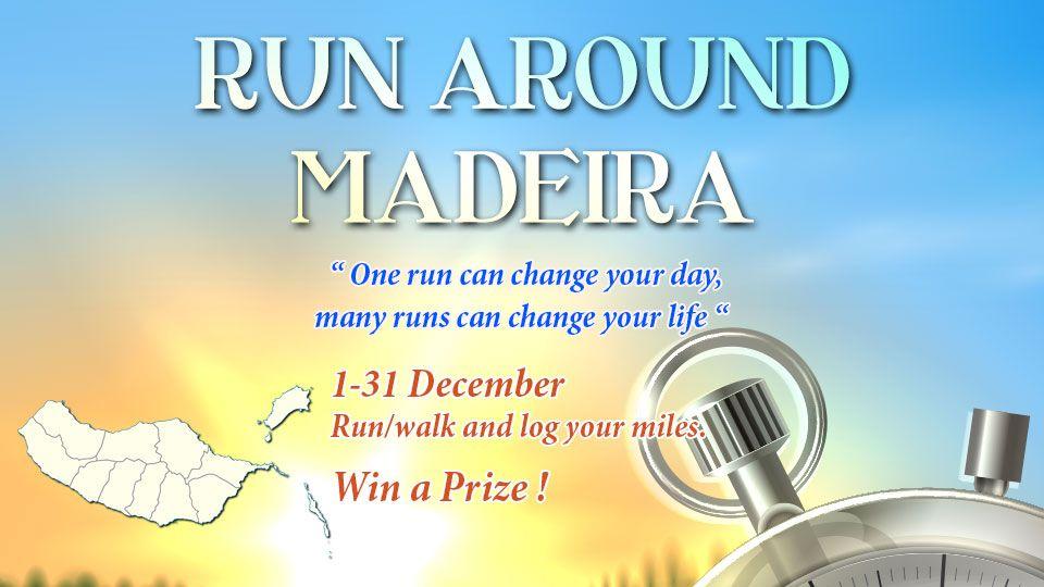 RUN AROUND MADEIRA