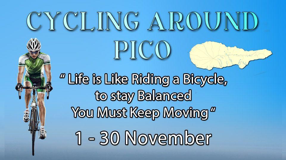 CYCLING AROUND SANTA MARIA
