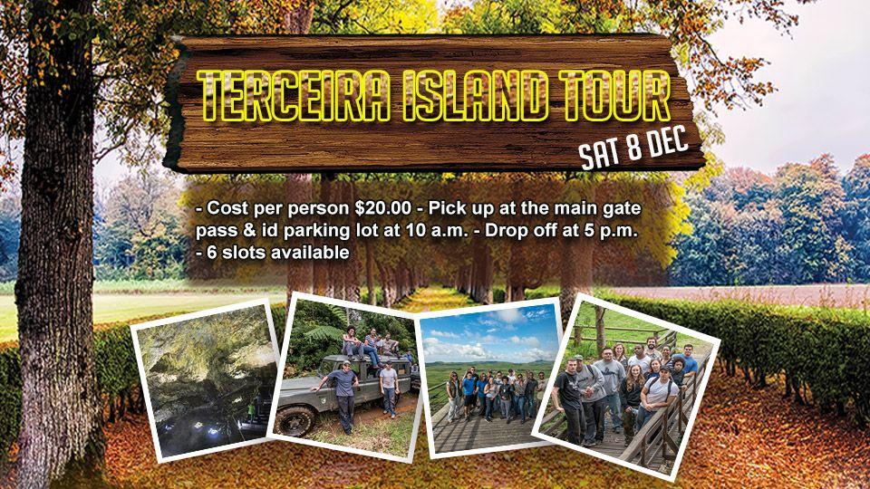 Terceira Island Tour