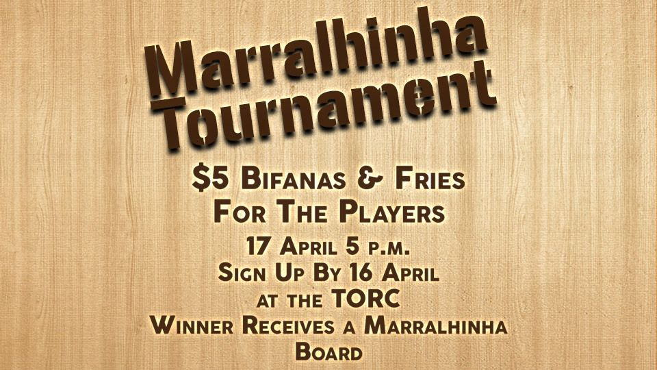 Marralhinha Tournament