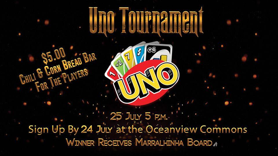 Uno Tournament