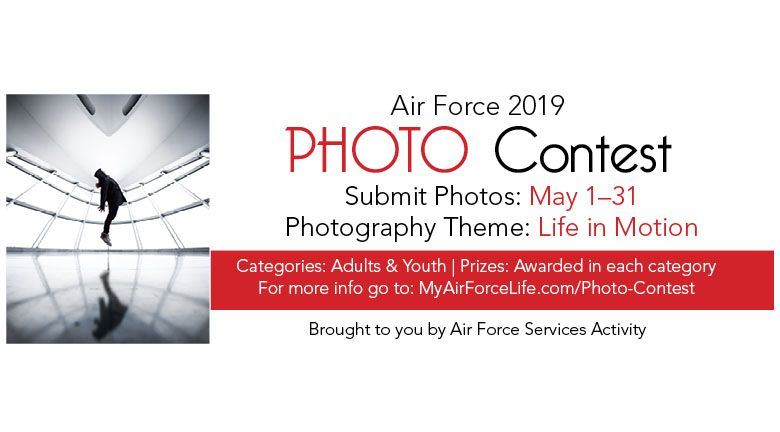 2019 Air Force Photo Contest
