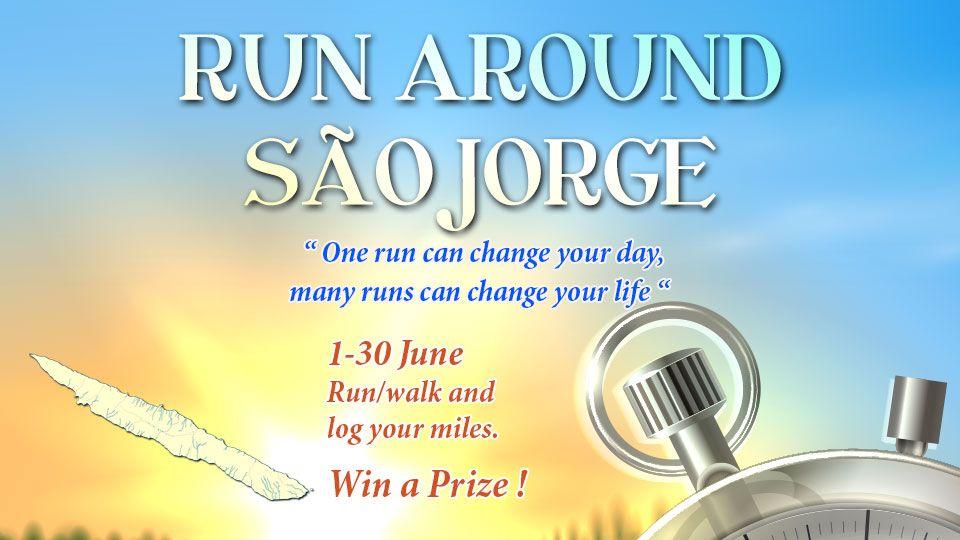 Running Around Sao Jorge