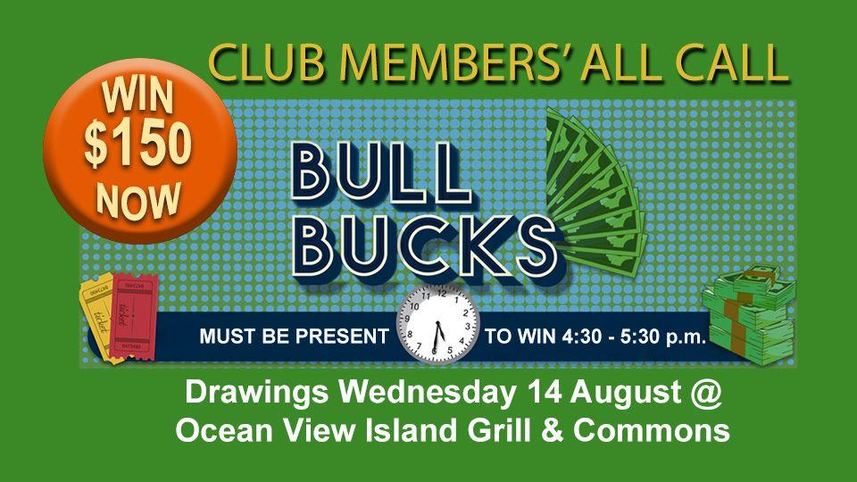 Bull Bucks
