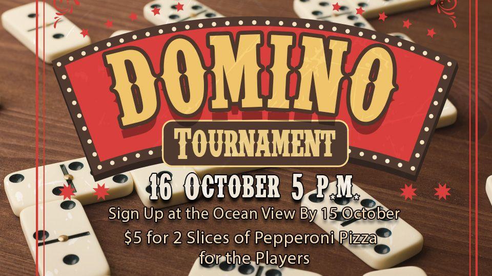 Dominó Tournament