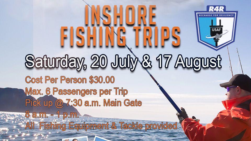 R4R Inshore Fishing Trips