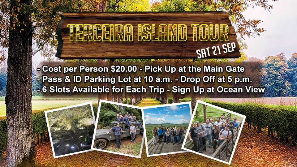 R4R 4X4 Island Tour & Cave Visit 24 August