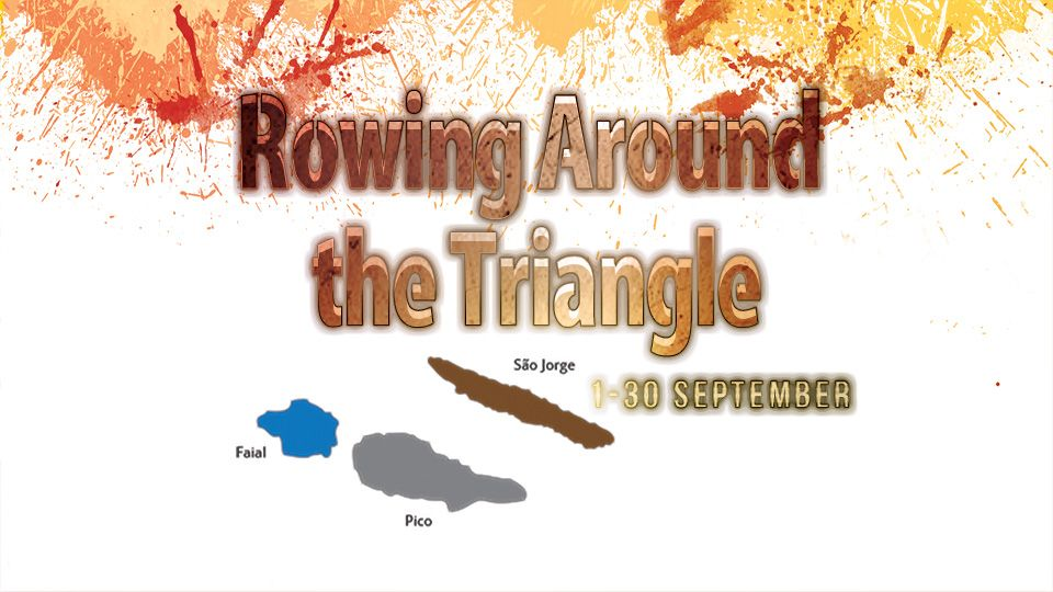Rowing Around the Triangle