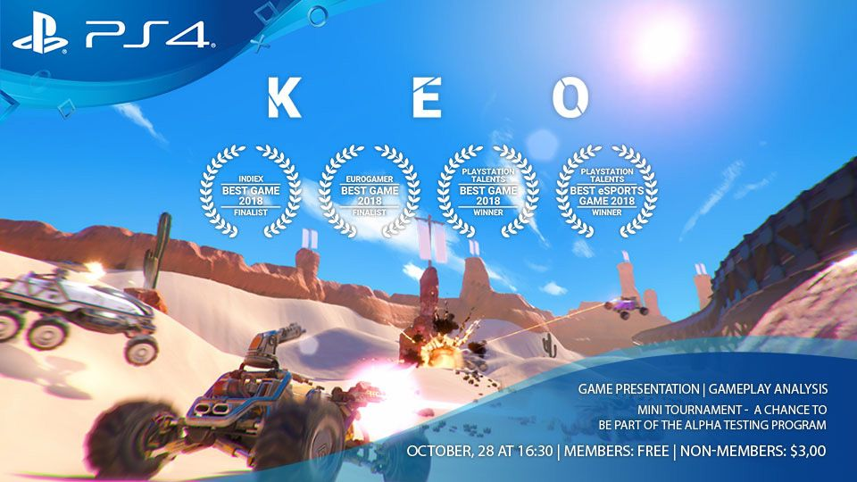 KEO Showcase