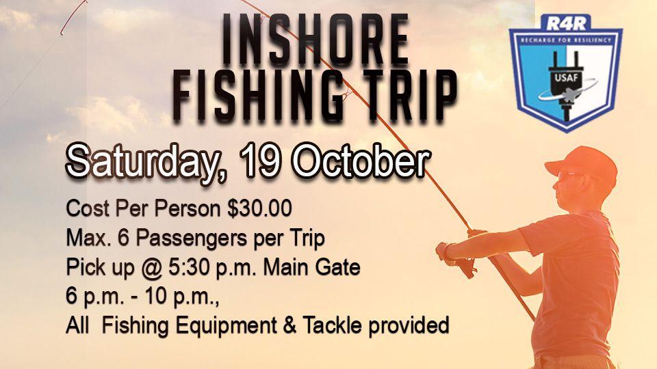 R4R Evening Inshore Fishing Trip