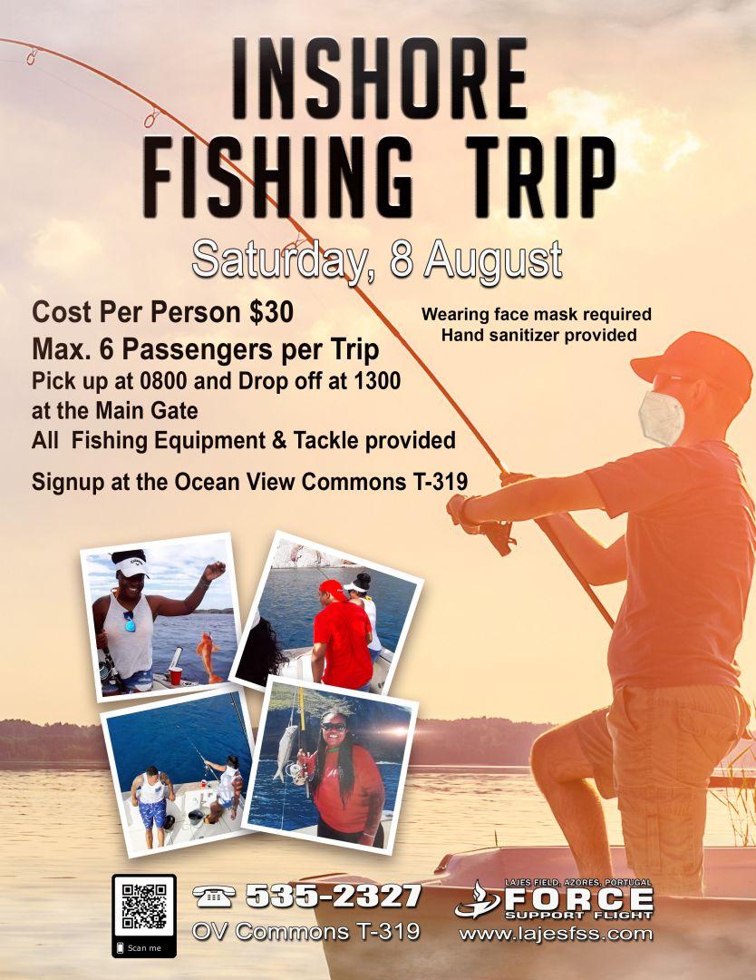 R4R Inshore Fishing Trip
