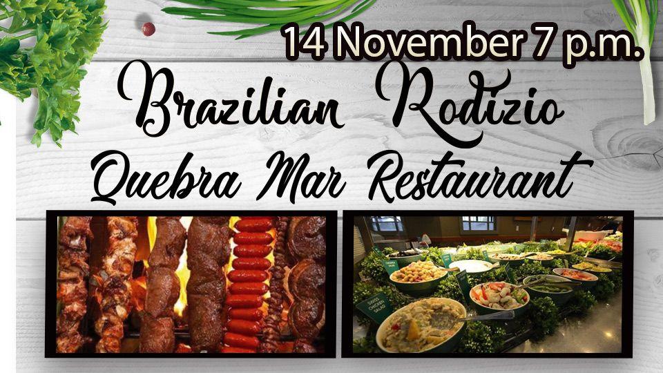 Brazilian Rodizio at Quebra Mar Restaurant