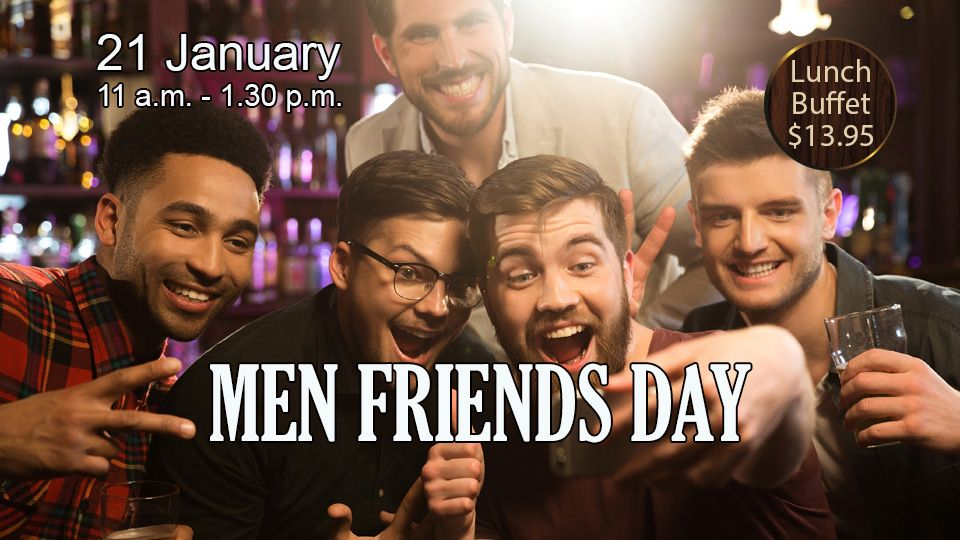 Men Friends Day