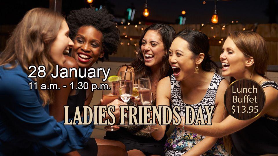 Ladies Friends Day