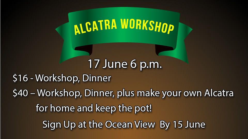 Alcatra Workshop