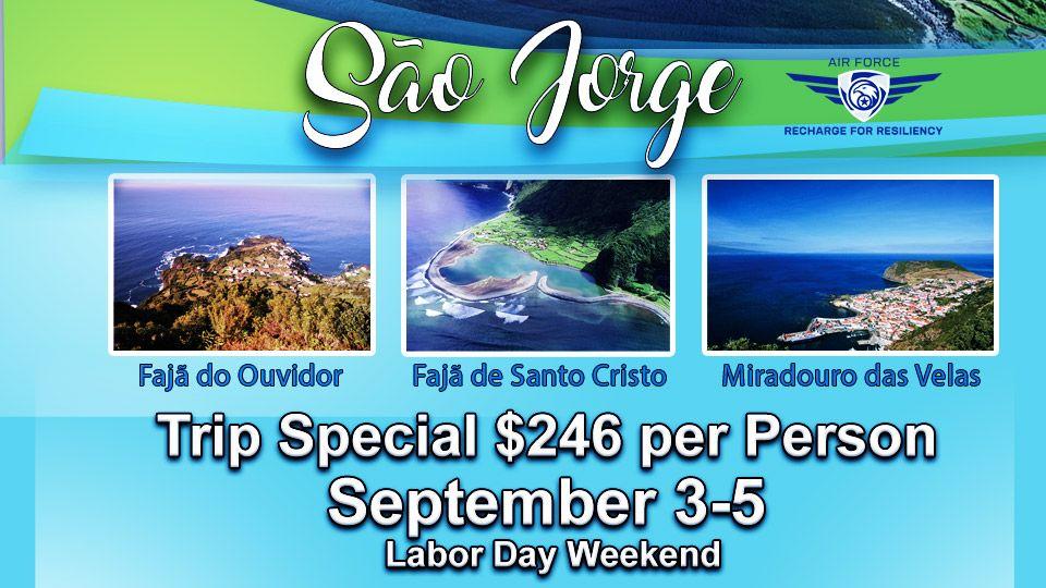 R4R Sao Jorge Trip 3-5 Set