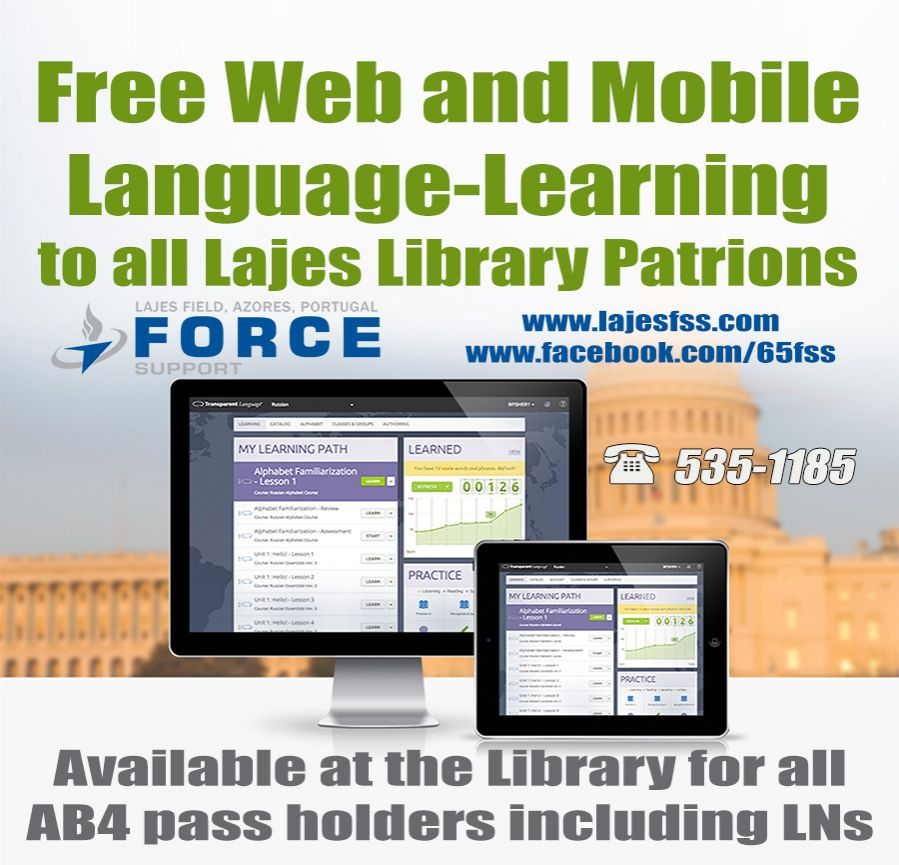 Free Web and Mobile Language-Learning