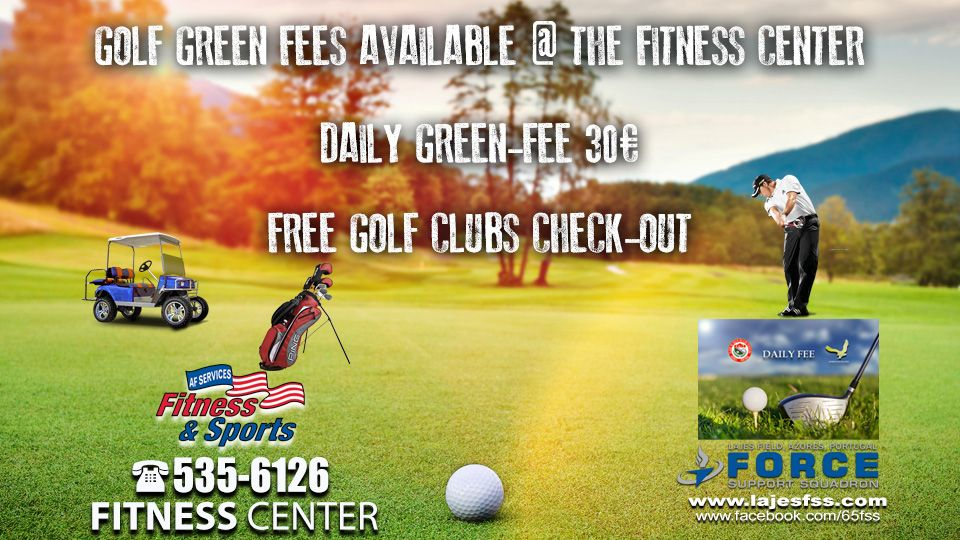 Golf Green Fees