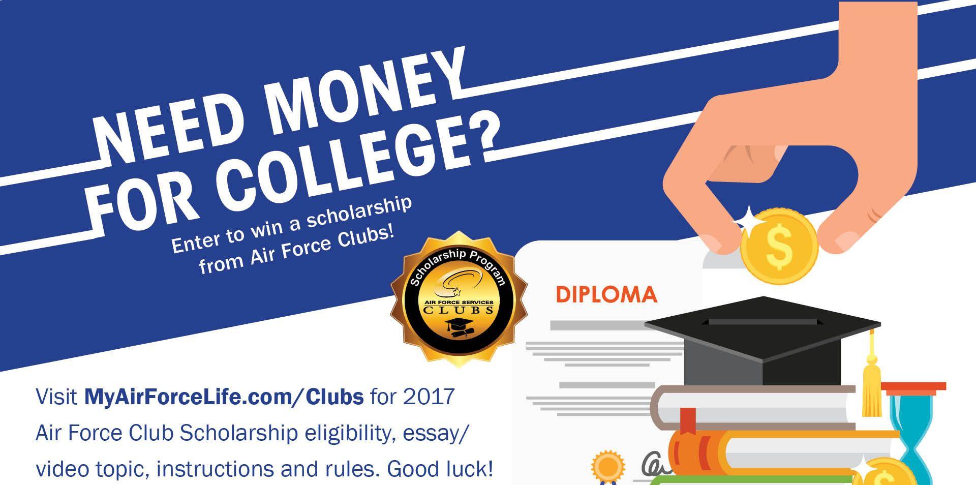 Club Scholarship 2017