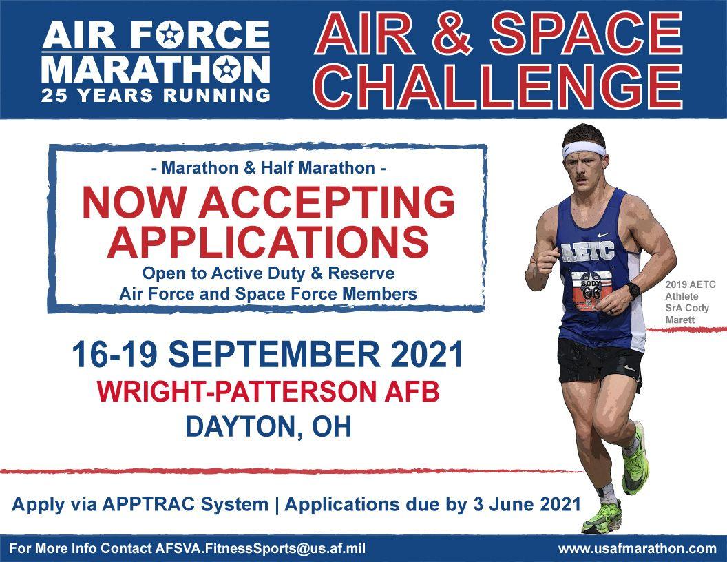 Air Force Marathon Air and Space Challenge